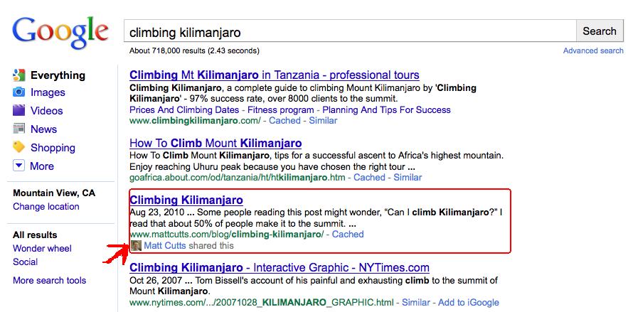 So sieht die neue Google-Suche aus