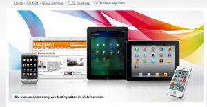 Unsere Antwort auf Consumerization: FI-TS cloud.app.mdm