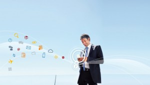 Mit der MDSM von FI-TS ist BYOD im Banken- und Versichererungsumfeld sicher gelöst.