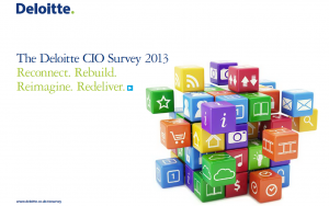 The Deloitte CIO Survey 2013