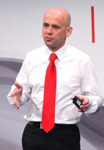 Dr. Walter Kirchmann, CEO Finanz Informatik Technologie Service