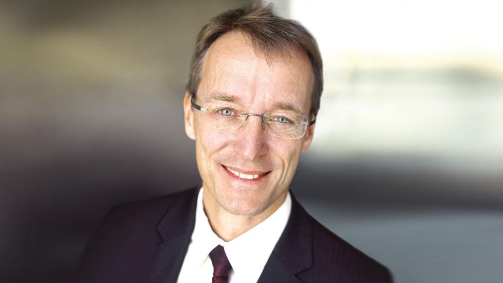 Klaus-Peter Weiß, zukunftsgerichteter CIO der dwpbank