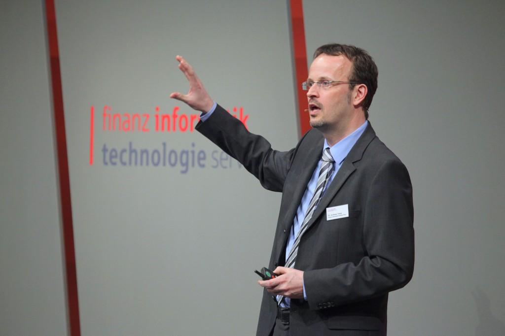 Dr. Andreas Totok von FI-SP über Big Data