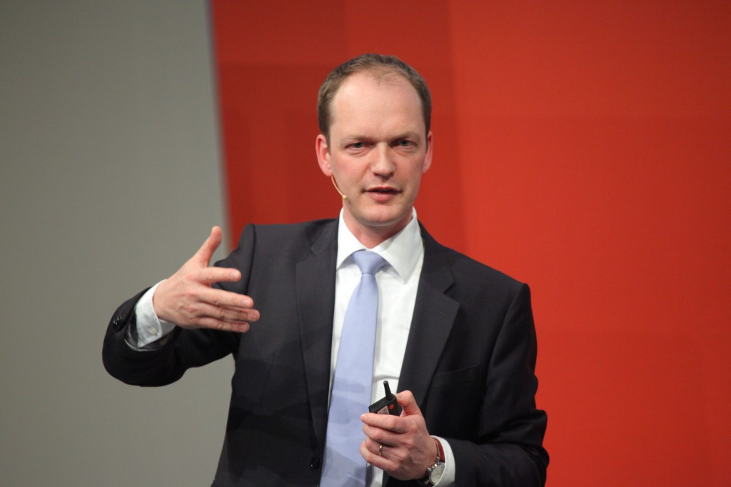 Trockenes Thema, flüssige Rede: Marc Billeb über bankaufsichtliche Entwicklungen in der IT