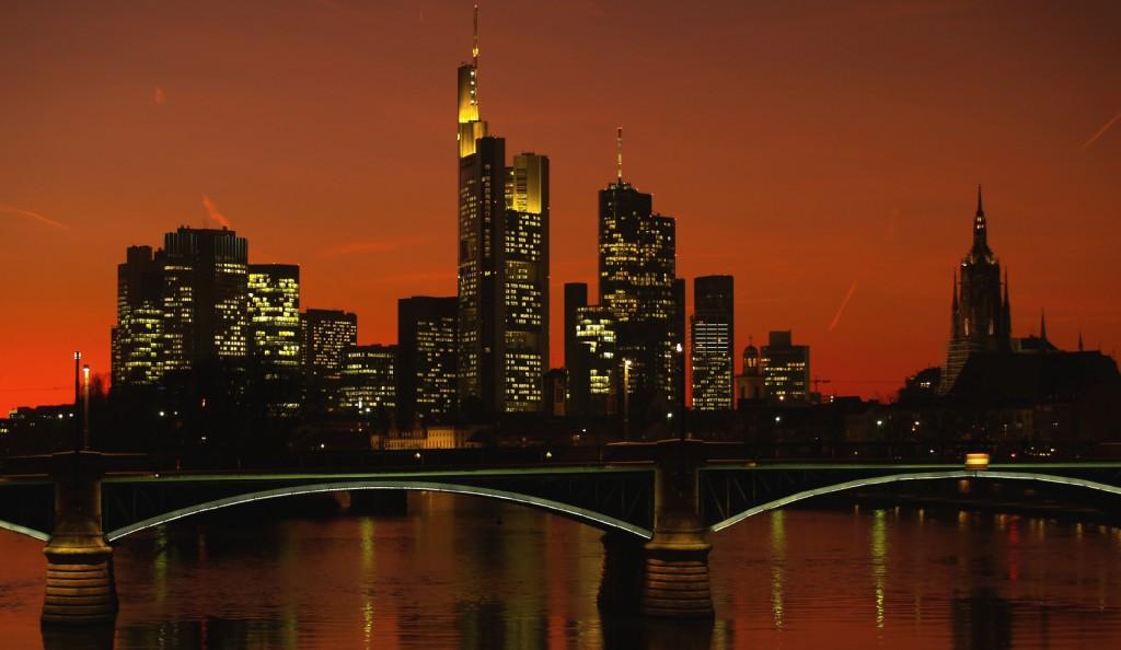 Wir laden in die Banken Metropole Frankfurt zur Banking Lounge