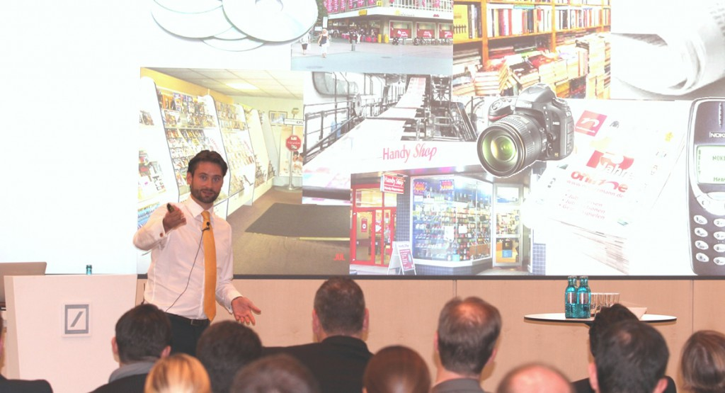 Stefan Dieffenbacher Präsentation