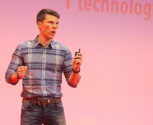 Florian Gschwandtner, CEO und Gründungsmitglied von Runtastic
