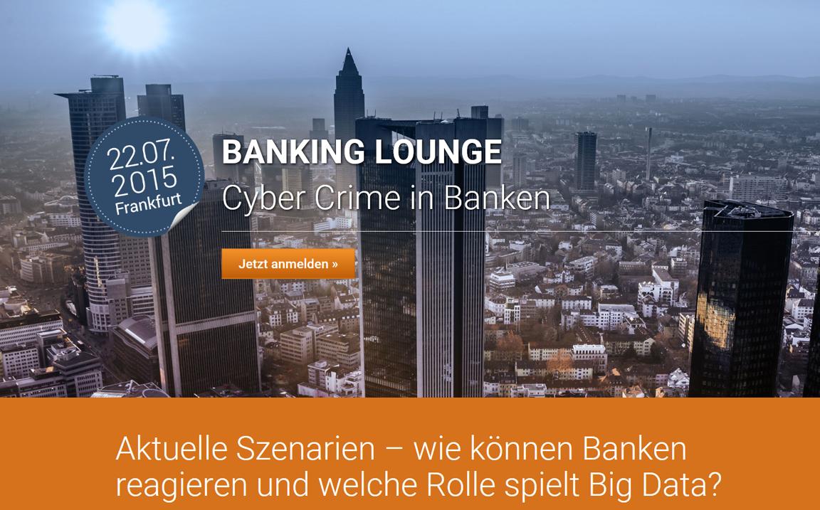 Die Banking Lounge findet dieses Mal bei Bloomberg in der Mainzer Straße 75 statt. Wer früh genug kommt (18:20 Uhr), kann an einer Führung durch die Räume teilnehmen.